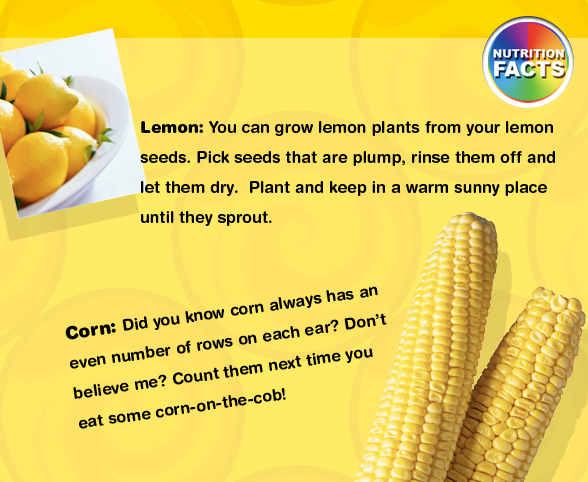 Super Kids Nutrition Facts