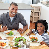 Healthy, Happy Families: Try These Six Tips