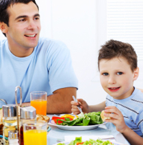 Getting Your Child to Like Fruits and Veggies (Again!)
