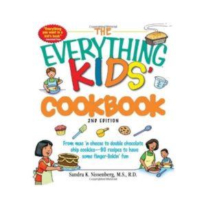 Everything Kids Cookbook by Sandra Nissenberg