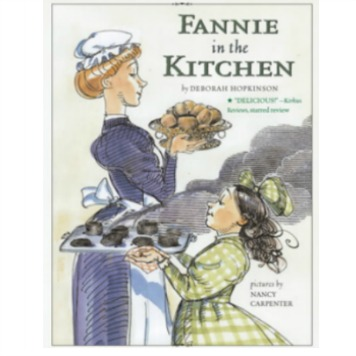 Fannie in the Kitchen