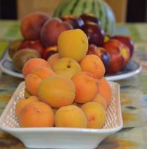 Fruits Vs.Veggies … Texture, Size and Shape Matter