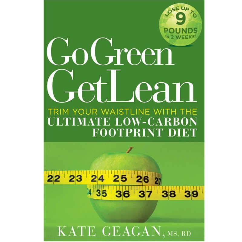 Go green get lean cookbook kate geagan