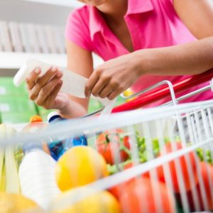 Practice Smart, Savvy Grocery Shopping
