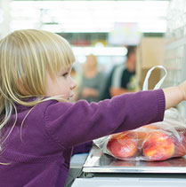 How Grocery Stores Speak to Our Children When We're Not Listening