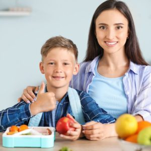 Back to School: Packing a Healthy Lunch