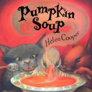 Delicious! A Pumpkin Soup Story