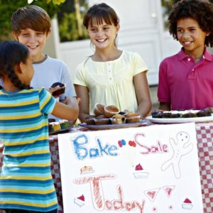 Healthy Fundraisers - Which Foods Will Your Child Choose?