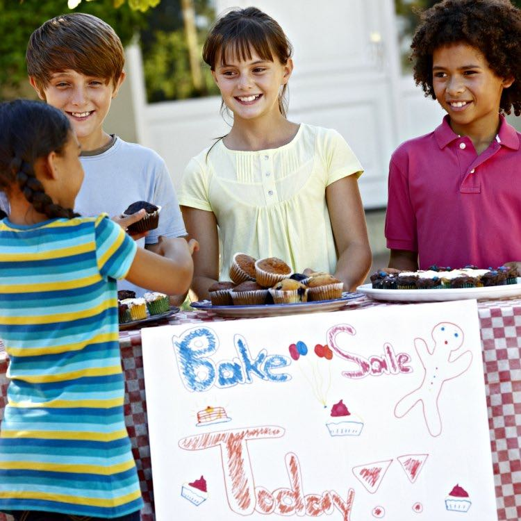 Healthy Fundraiser ideas for kids