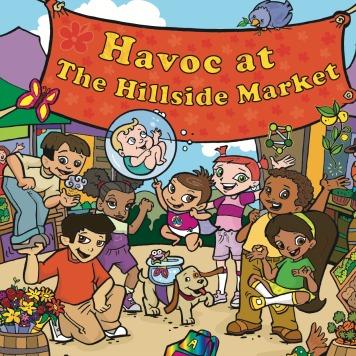 Super Crew Havoc at the Hillside Market