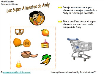 andys super foods sp