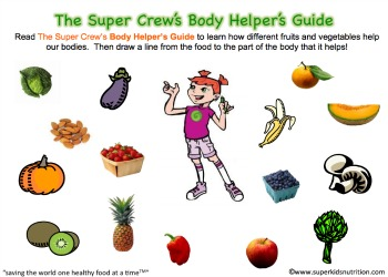 body helper's guide