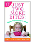 Just Two More Bites - Kids Nutrition Book of the Month