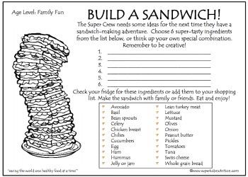 Fun Healthy Activities for Kids | SuperKids Nutrition