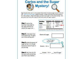 carlos and the sugar mystery