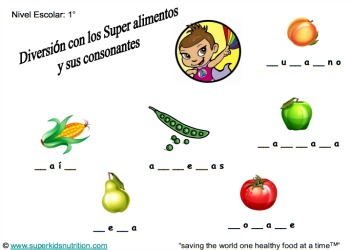 consonant super food fun sp