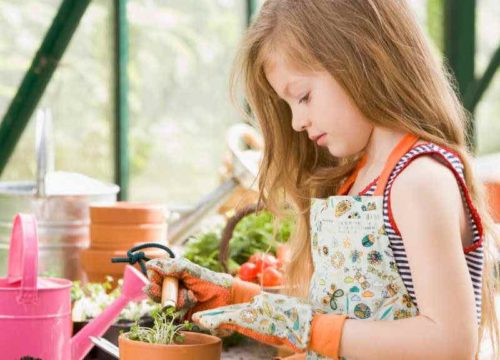 Gardening With Your Little Ones