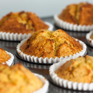 Simple and Healthy Baking Substitutions