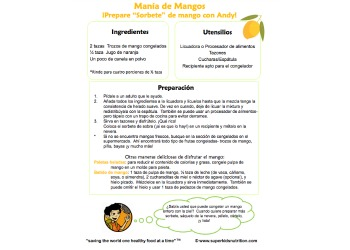 manía de mangos