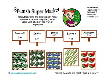 spanish super market