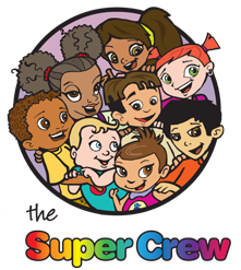 Meet the SuperCrew Kids