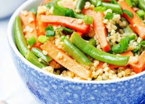 Five Quick and Healthy Meals with Limited Time and Money