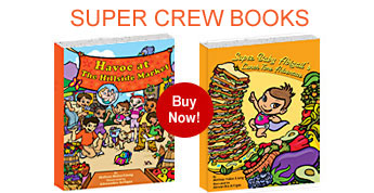 Kids Nutrition Books
