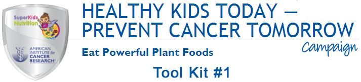 Eat Powerful Plant Foods - Tool Kit 1