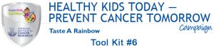 Taste A Rainbow - Tool Kit 6