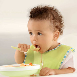 Baby Meal Ideas with Baby-Safe Spices
