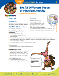 physical-activity-lesson-plan