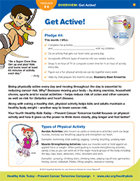 Physical Activity Overview