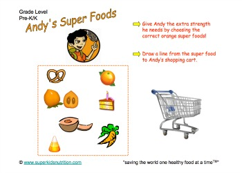 andy's super foods