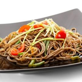 Buckwheat Spaghetti_Spring VegetablesHP