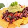 beans nachos guacomole HP