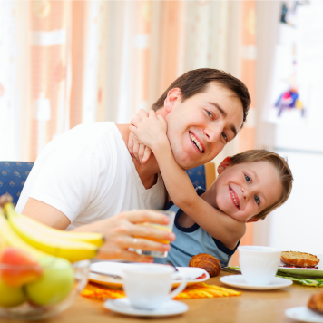 Give Your Kids a Healthy Head Start – Healthy Talk, Treats and Mealtime