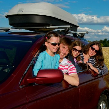 Healthy Road Trips and Dining Out