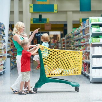 Grocery Shopping Made Easy!