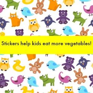 Non-Food Rewards Encourage Kids' Healthy Choices