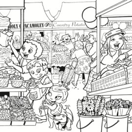 super crew coloring pages fun nutrition for kids