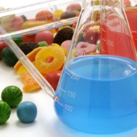 food dyes and candy HP