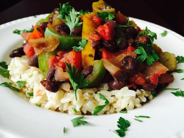 Vegetarian Gumbo recipe