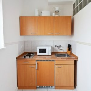 Small Kitchen With Furniture Set And Kitchen Equipment Superkids
