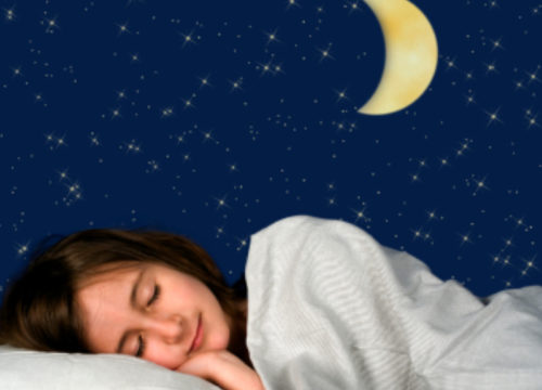 Getting Enough Sleep May Help Prevent Weight Gain!