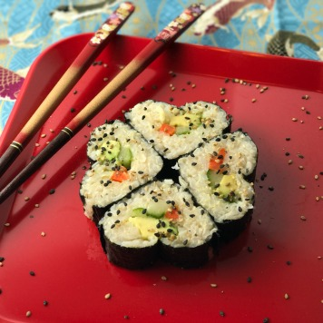 Sushi: A Fun Meal to Cook with the Kids