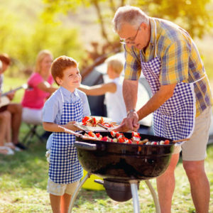 Tasty & Healthy Barbecue