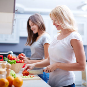 Simple Tips To Get Your Teen To Cook Dinner