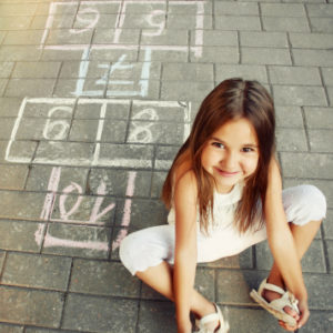 Creating Family Memories with Outdoor Games