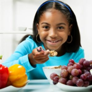 Top Ten Mindful Eating Steps to Teach Kids