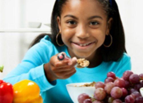 Top Ten Mindful Eating Steps to Teach Kids